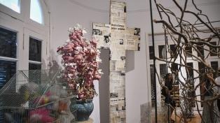 La provocativa obra de León Ferrari se abre al público en el taller que lo cobijó como artista