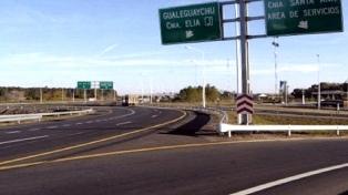 """Entre Ríos, Corrientes y Misiones piden declarar la """"Emergencia vial"""" en la ruta nacional 14"""