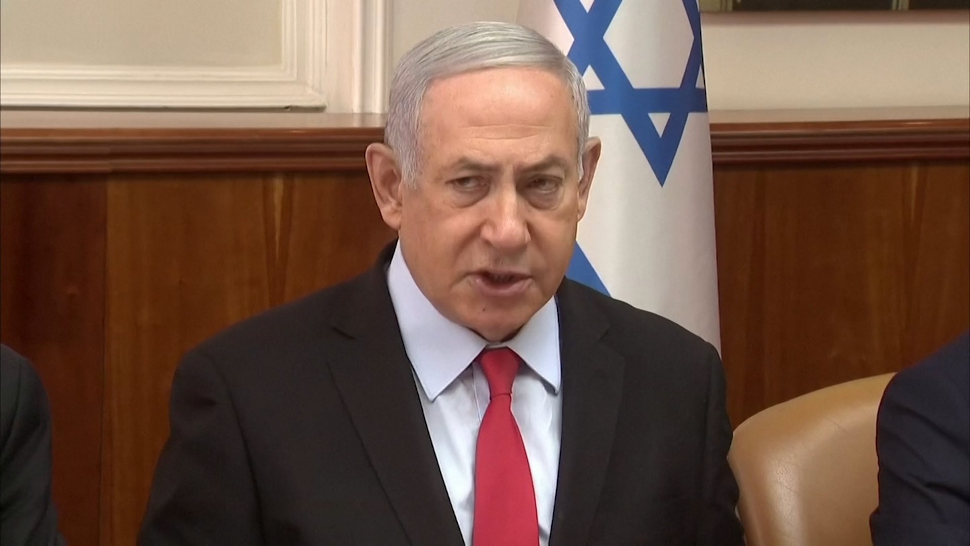 El parlamento debatirá el pedido de inmunidad de Netanyahu