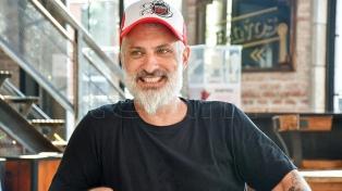 """José Palazzo: """"Aspiro a que el Cosquín Rock sea un lugar de resistencia rockera"""""""