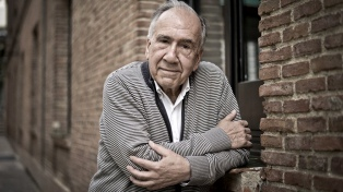 El poeta catalán Joan Margarit ganó el Premio Cervantes 2019