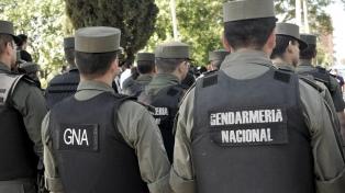 Acuerdan conformar una mesa para coordinar las fuerzas federales en territorio bonaerense