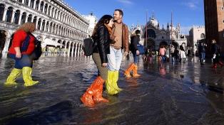 El gobierno declara el estado de emergencia en Venecia