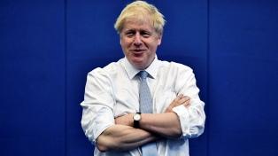 Boris Johnson dice que el Reino Unido apoyará el libre comercio a nivel mundial