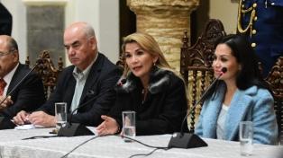 El Constitucional avaló a Áñez hasta la asunción de las nuevas autoridades
