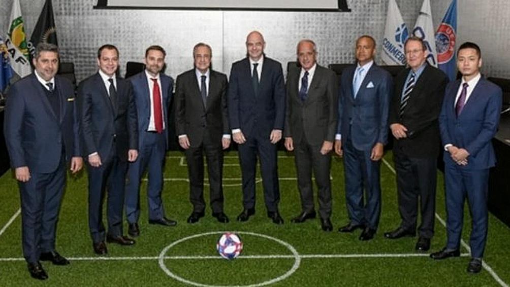 Boca Juniors y River Plate, miembros fundadores de la Asociación Mundial de Clubes