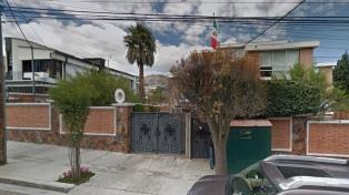 Ya son 30 los ex funcionarios del gobierno de Morales refugiados en la embajada de México en La Paz