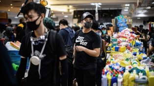 Manifestantes liberan casi todas las universidades tomadas