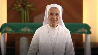 Una prima monja del papa Francisco será su traductora en Tailandia