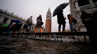 Venecia comienza a volver a la normalidad tras su peor inundación en más de medio siglo