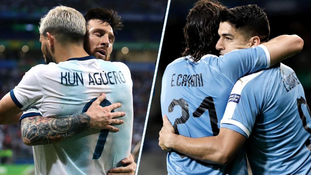 Argentina ya juega con Uruguay en Tel Aviv