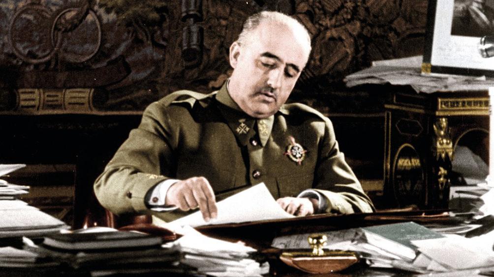 El dictador Franco dejó cerca de 1,8 millones de euros de herencia
