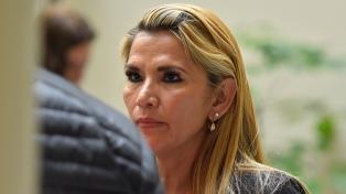 Áñez le pidió la renuncia a su ministro de Presidencia