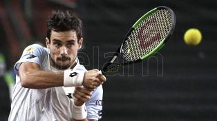 Pella, Londero y Mayer debutan en el ATP 500 de Río de Janeiro