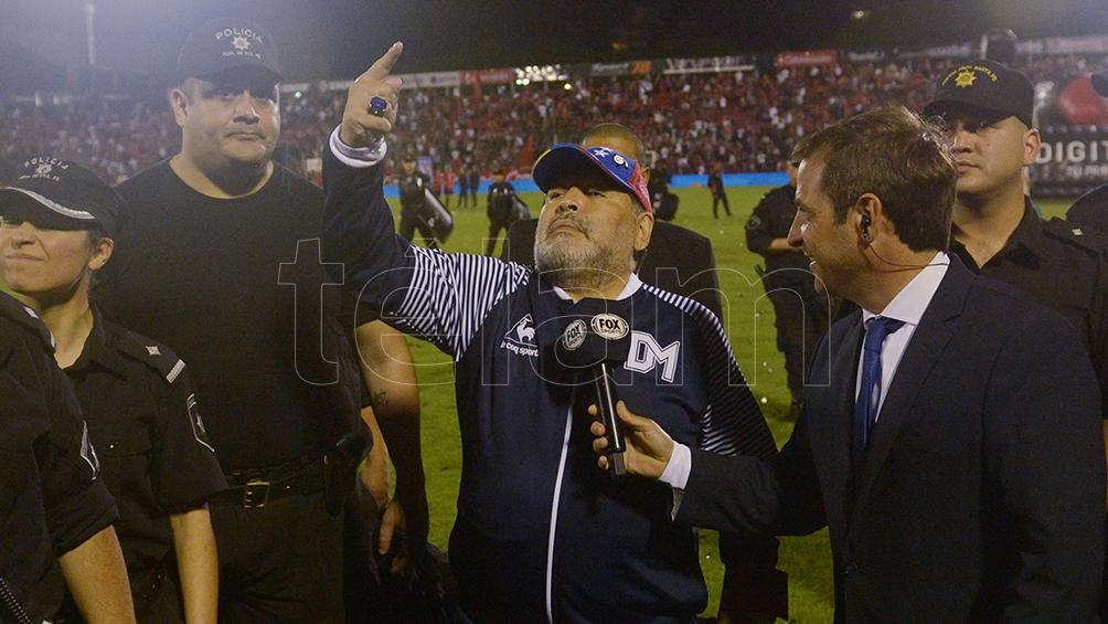 Goles: Contín, Caire, Tijanovich, M. García.