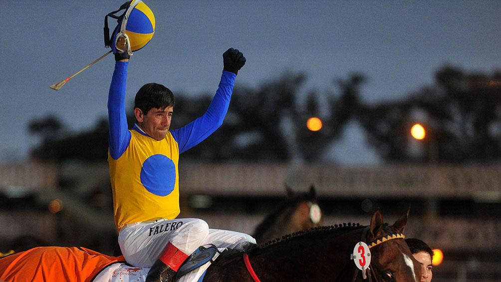 Pablo Falero anunció su retiro tras ganar el Gran Premio Dardo Rocha en La Plata