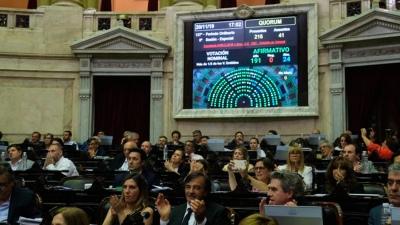 El Frente de Todos se aseguró la primera minoría en Diputados con 120 integrantes