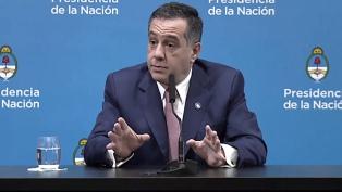 Finocchiaro dijo que estaba prevista para este año la entrega de netbooks halladas en un depósito