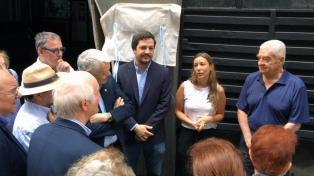 Homenajearon a Solari Yrigoyen, primera víctima de un atentado con bomba de la Triple A