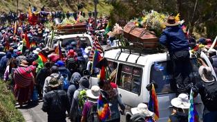 Una delegación del Parlasur denuncia 32 muertos, 832 heridos y 1513 detenidos