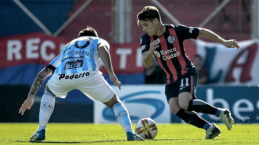 San Lorenzo visita a un Atlético Tucumán enrachado