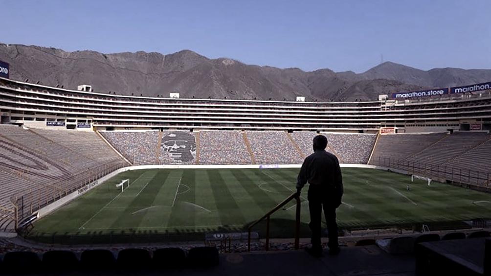 Denunciaron robos de equipos telecomunicaciones en el Estadio Nacional