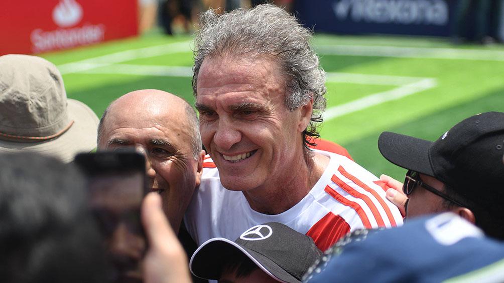 """Ruggeri: """"Flamengo tiene mucha presión"""""""