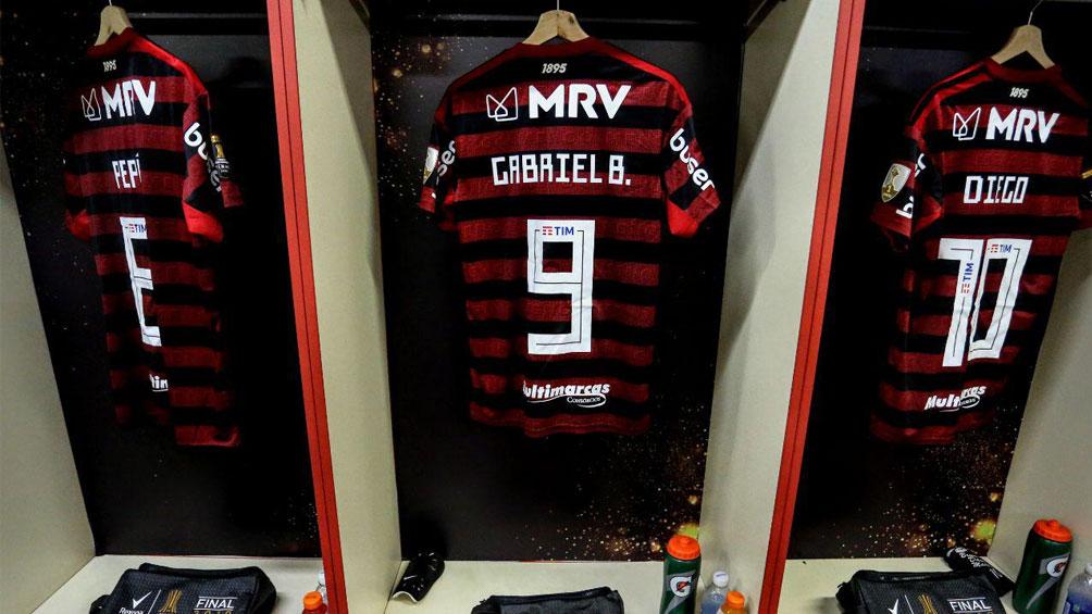 Flamengo palpita la final de la Libertadores