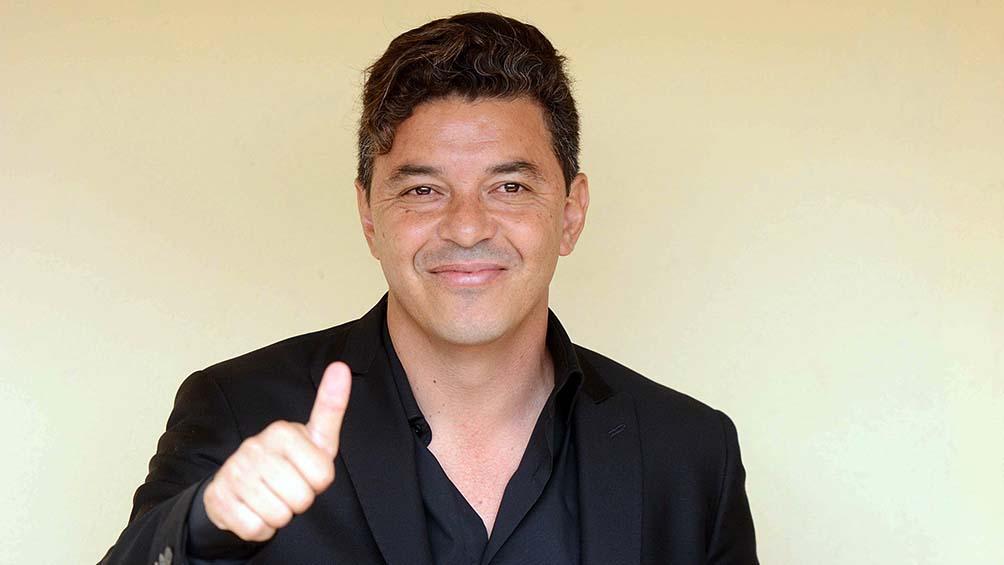 Gallardo, el segundo mejor entrenador del mundo, según un sitio especializado