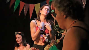 Empieza el Festival Nacional de Teatro sobre Violencia de Género