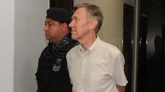 El cura Horacio Corbacho recibió la pena más alta: 45 años de prisión.