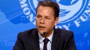 Misión del FMI llega a la Argentina para auditar las cuentas públicas