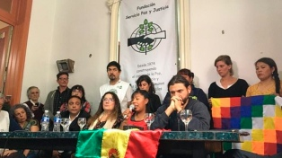 Una comitiva de organizaciones sociales y de DD.HH viajará a Bolivia para recibir denuncias