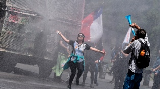 En cuatro meses de protestas, los detenidos superan los 10.000