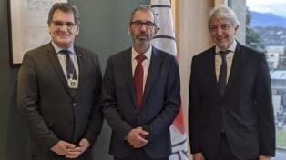 Avanzan las tratativas con la Cruz Roja para identificar más cuerpos en Malvinas