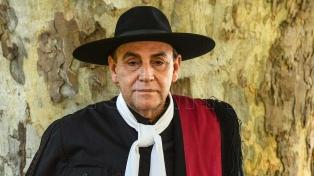 """El Chaqueño Palavecino se afirma en lo que """"Soy y seré"""""""