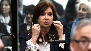 Rechazaron transmitir en vivo la indagatoria de Cristina Kirchner