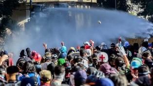 El avance para un plebiscito no aplacó la ira de los manifestantes