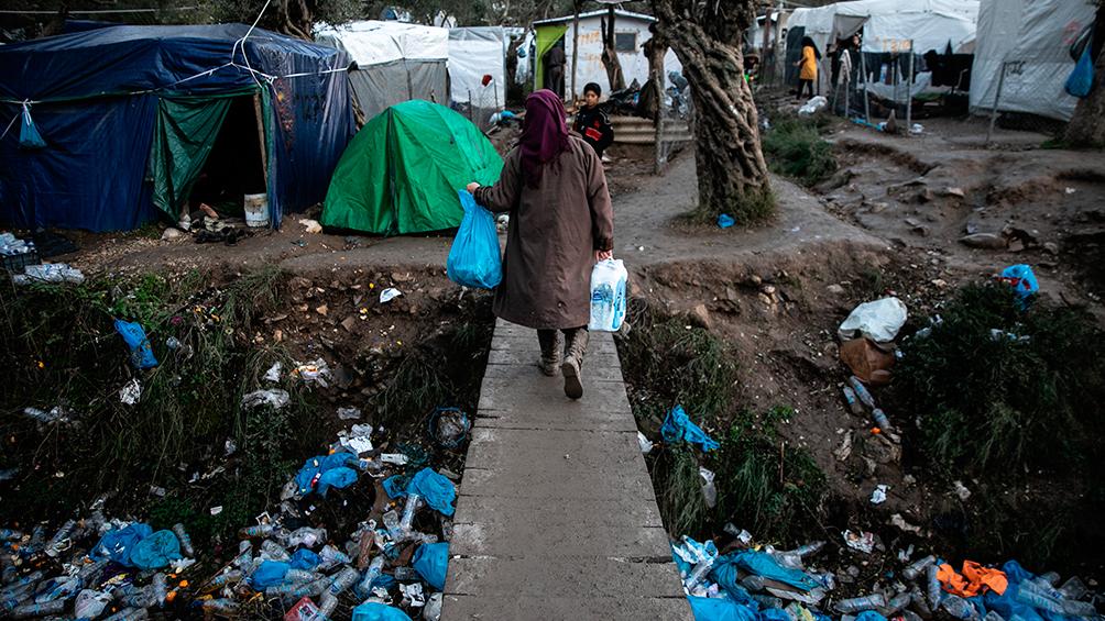 Creció 47,2% la cantidad de refugiados llegados desde Turquía