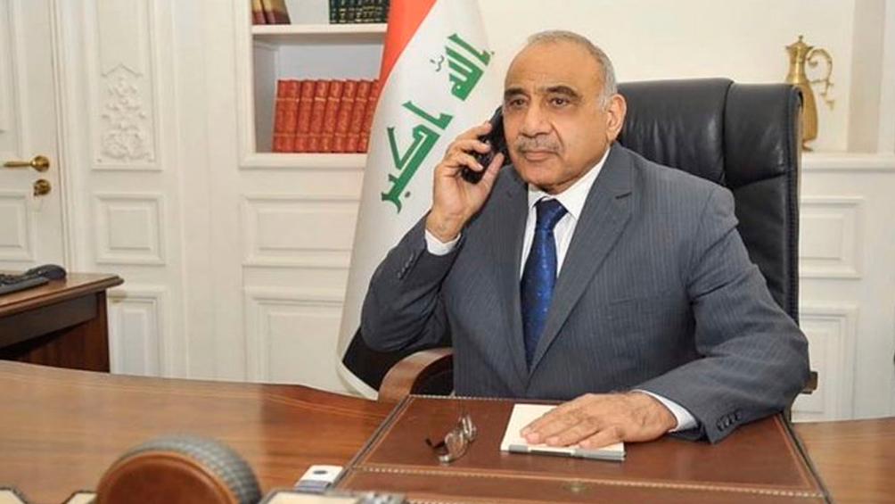 El primer ministro le pide a Estados Unidos agilizar la retirada de sus tropas
