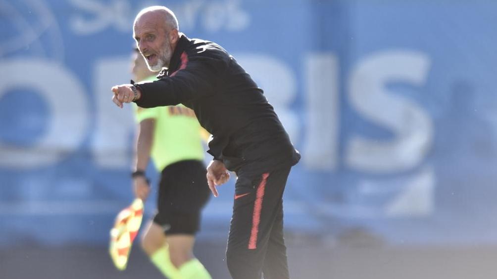 San Lorenzo desvincula a Monarriz y apunta a Pellegrino como sucesor