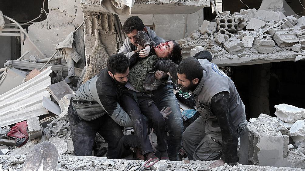 Al menos 96 muertos en combates en las últimas 48 horas