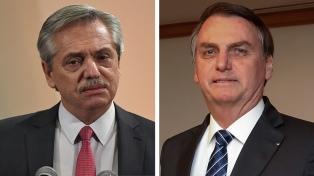 """Bolsonaro: """"Las relaciones comerciales con Argentina no tendrán interferencia"""""""