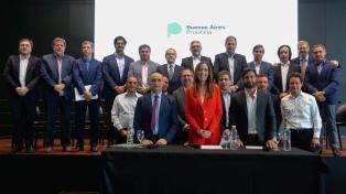 Vidal anunció que el Fondo del Conurbano se actualizará por inflación
