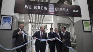 Con una inversión de US$ 10,2 millones, Quilmes comenzó a producir Budweiser