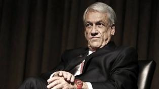 Diputados votan si abren un juicio político a Piñera por la represión