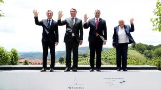 """El Mercosur reiteró su pedido de una """"solución política pacífica"""" en Venezuela"""