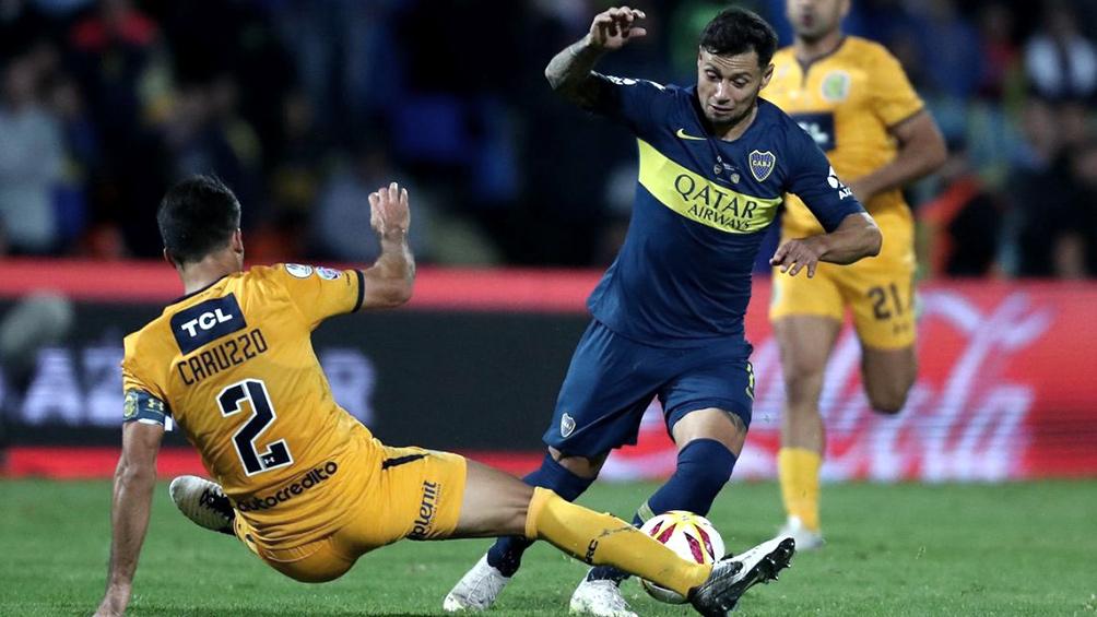 Boca defiende la punta en Rosario ante Central