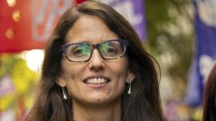 """Gómez Alcorta: """"El proyecto contempla la legalización del aborto, no sólo su despenalización"""""""