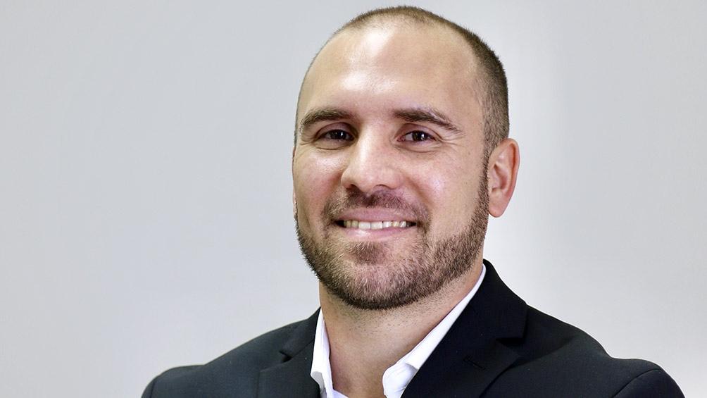 Martín Guzmán, el nuevo ministro de Economía.